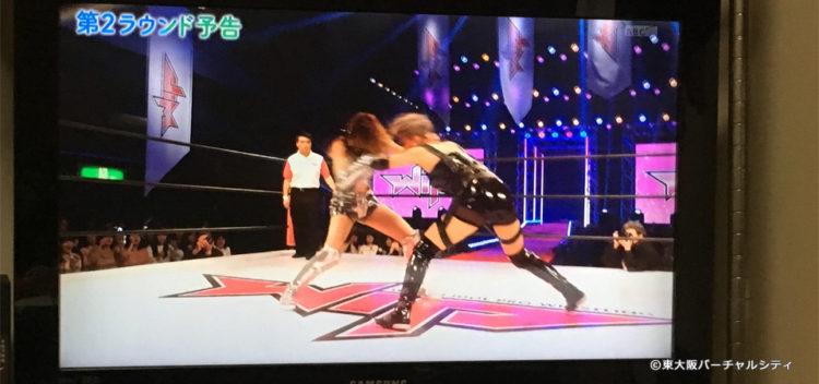 AKB48の豆腐プロレスをみてしまった