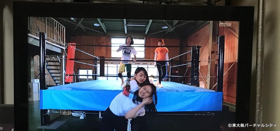 豆腐プロレス 第4話
