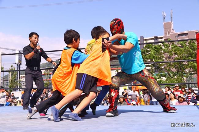 野崎プロレス