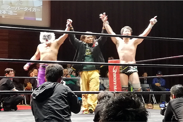 闘将・マサ斎藤 追悼試合に行ってきました