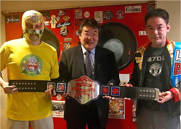 元新日本プロレスマッチメーカーの上井文彦さん