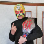 NWA TVチャンピオンベルト獲得!
