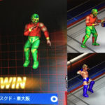 ファイヤープロレスリングでマスクド・東大阪がデビュー!