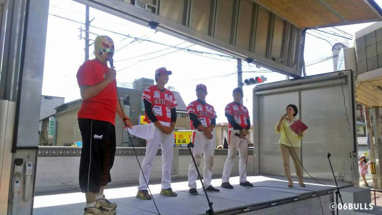 小阪サンサンまつりに参加しました