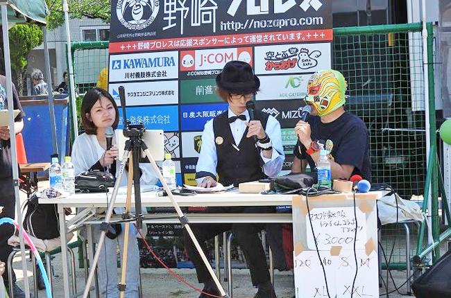 今年も野崎プロレス&布施プロレス開催決定!