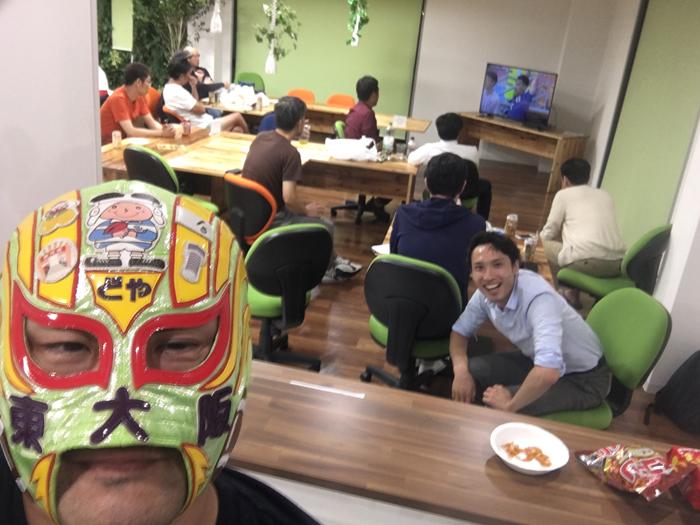 サッカー日本代表応援イベント!
