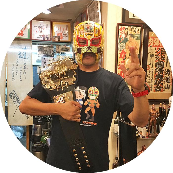 チャンピオン マスクド東大阪