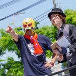 野崎プロレス開催!メインMC